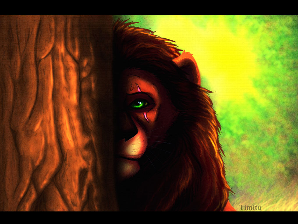 Scar (With Speedpaint Video)