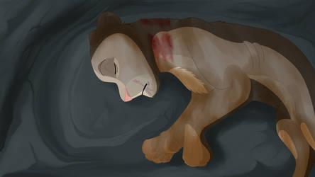 Dead (Blood Warning) by Timitu