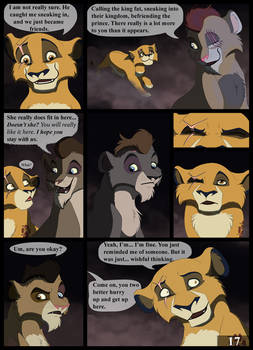 Moson's Comic Page 17 Ch.5