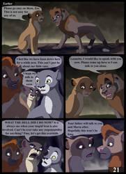 Moson's Comic Page 21 Ch.5