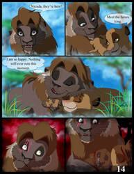 Moson's Comic Page 14 Ch.6