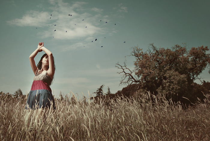 Summer Sun by ElifKarakoc