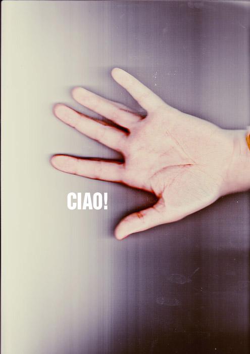 Ciao by ElifKarakoc
