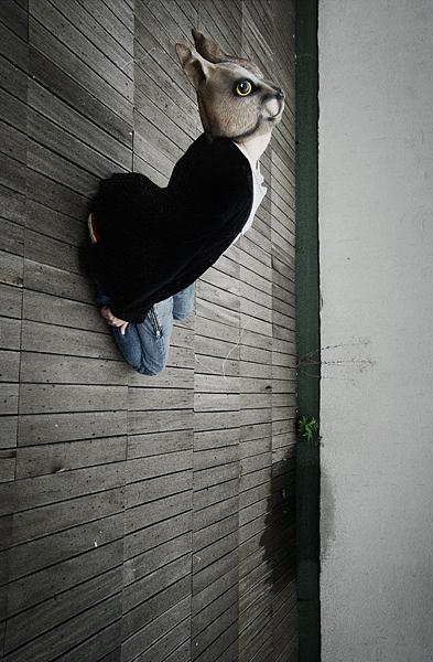 Hang The Bunny On The Wall by ElifKarakoc