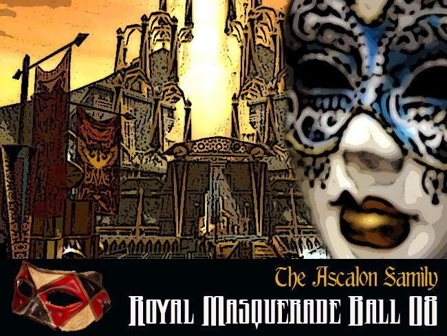Royal Masquerade Ball 08 Poste