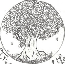 Tree of Life Path Button