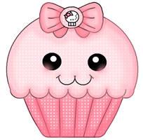 Kawaii Girly Cuppycake