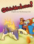 Pokeventure: Round 1 Cover