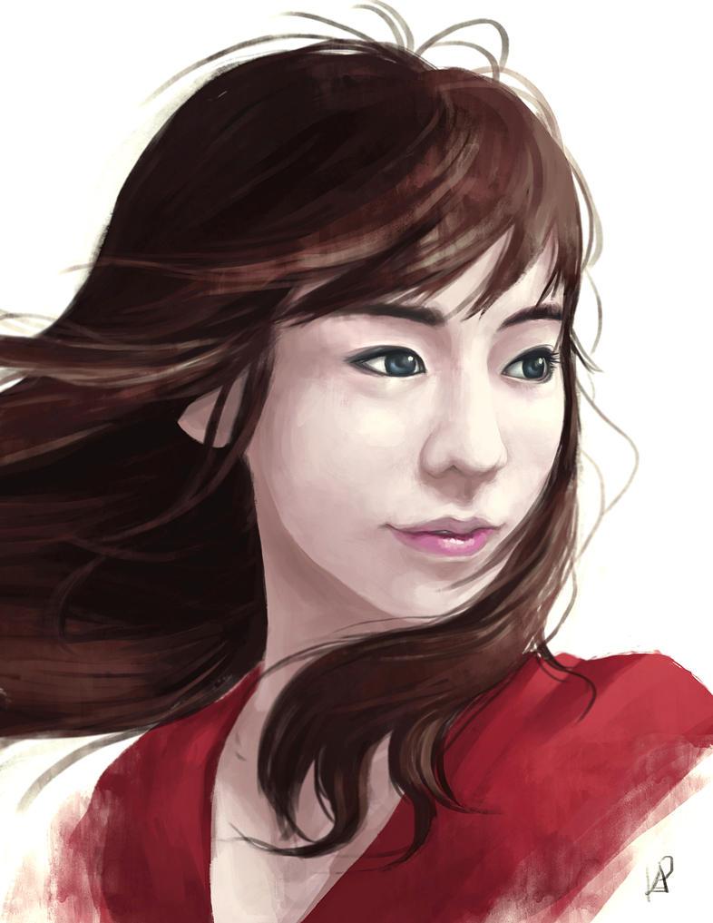 Yun Ji by kowan