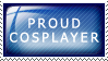 Cosplay Stamp by PigeonMaestro