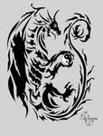 Dragon Tatoo