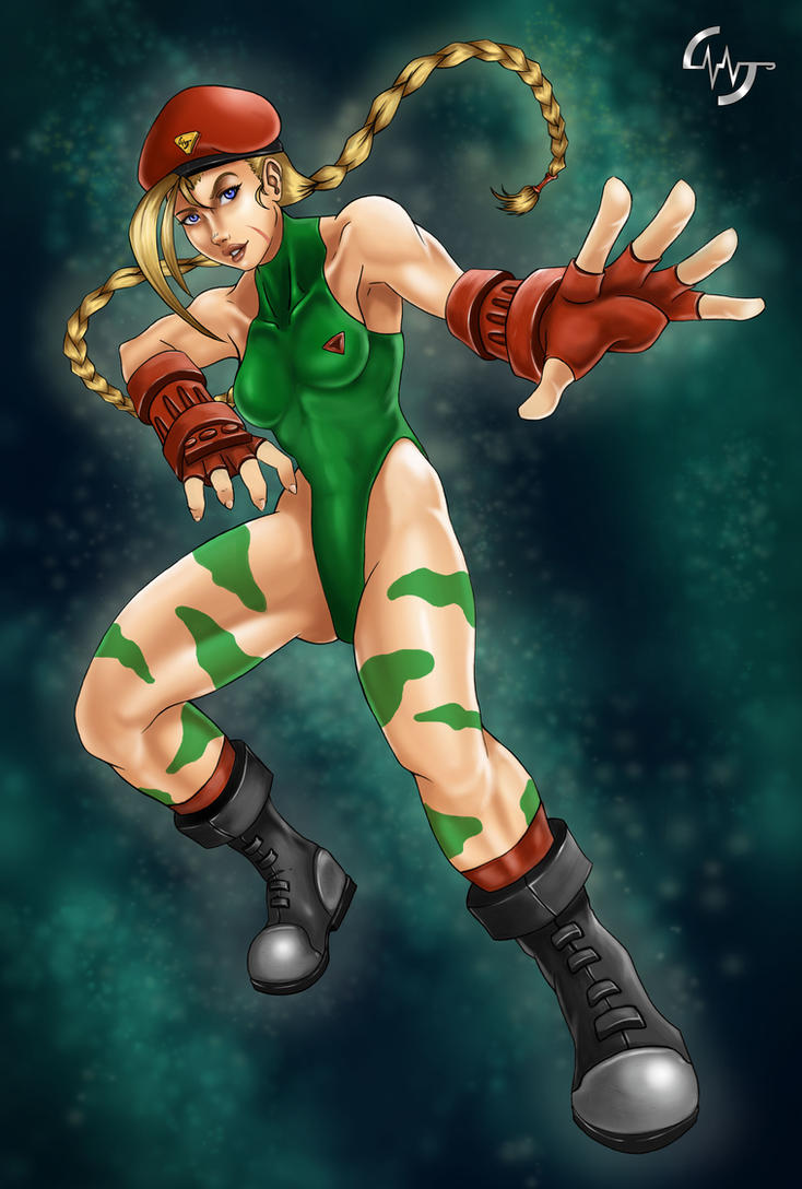 Cammy White by Dragerdeifrit