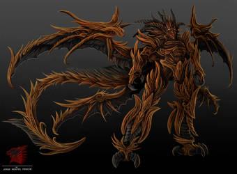 Character Concept: Nivgardan by Dragerdeifrit