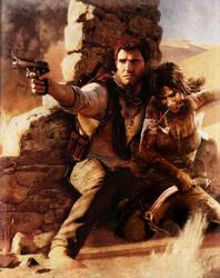 Tomb Raider Uncharted by oxxxxxashxxxxxo