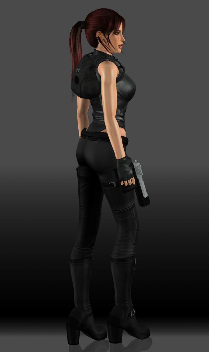 Tomb Raider on Xnalara-Customized - DeviantArt