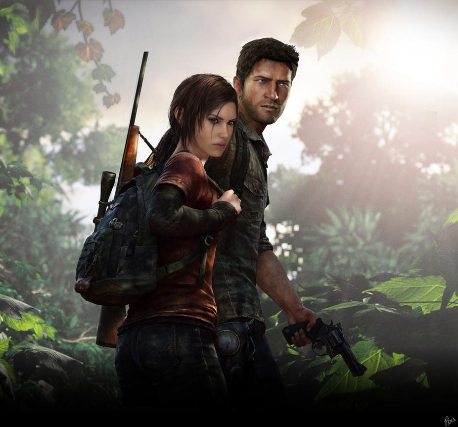Uncharted Wallpaper: Tomb Raider Uncharted 10 By Oxxxxxashxxxxxo On DeviantArt