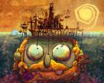 Underwater Hobo