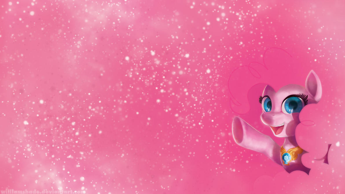 Pinkie Pie - The Element of Laughter by williamshade