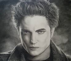 Edward Cullen by Mulan209