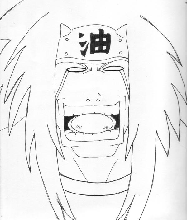 Jiraiya by Naruto179