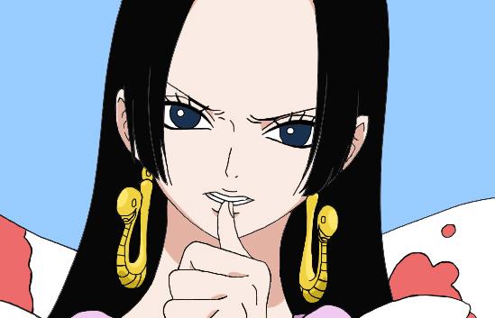 Boa hancock by Naruto179
