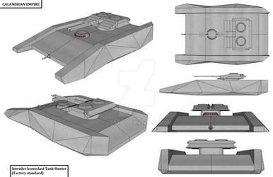 Intruder Iconoclast Tank Hunter