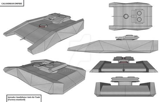 Intruder Annihilator AA Tank