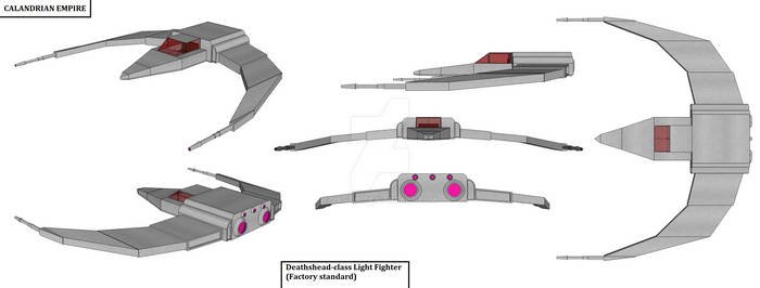 Deathshead-class Fighter