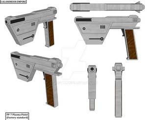 PP-7 Plasma Pistol