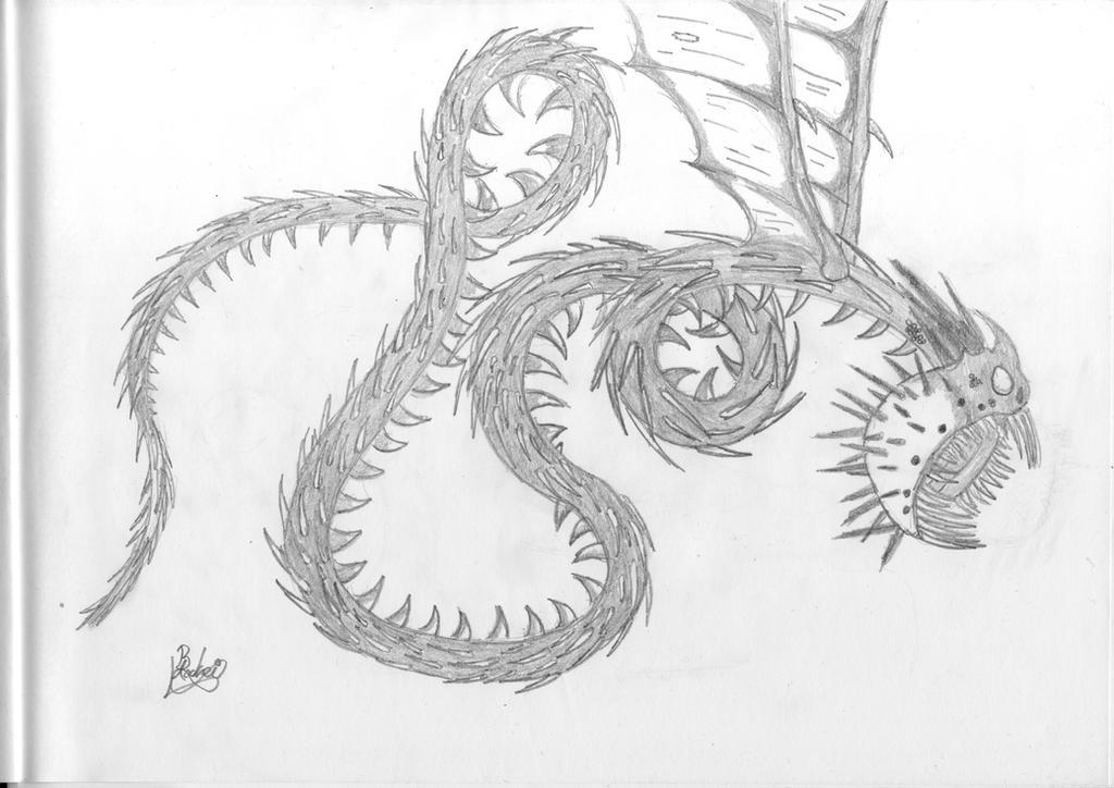 dreamworks dragons whispering death by kkriptor on deviantart