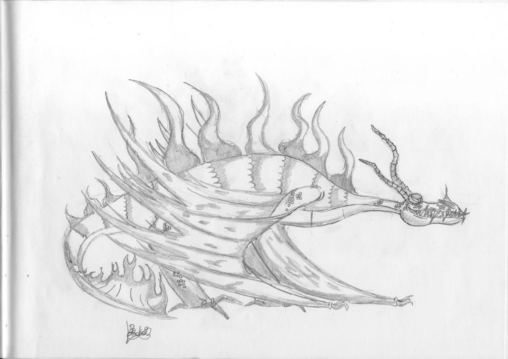 dreamworks dragons monstrous nightmare by kkriptor on deviantart