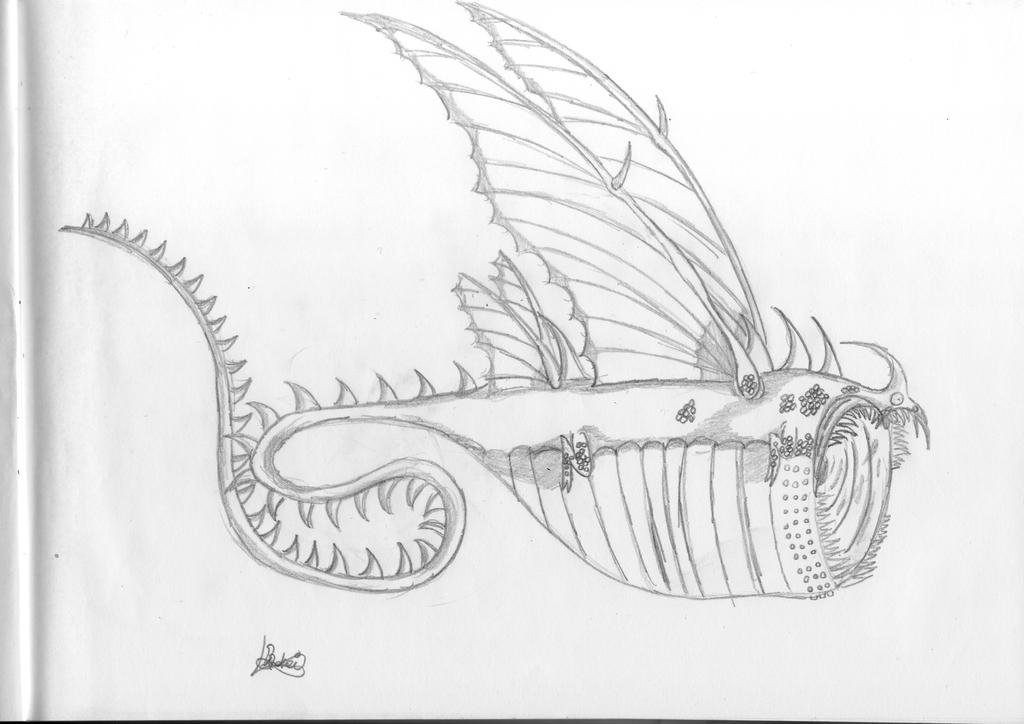 how to train your dragon coloring pages online - dreamworks dragons thunderdrum by kkriptor on deviantart