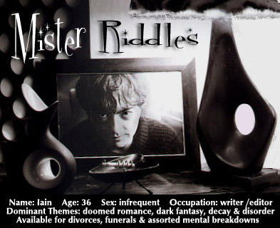 RidDLES Deviant ID