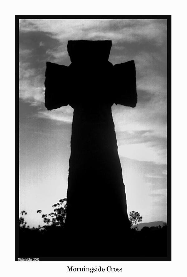 Morningside Cross by misteriddles