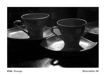 50s Teacups