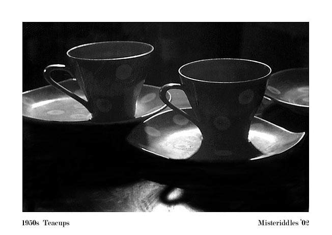 50s Teacups by misteriddles