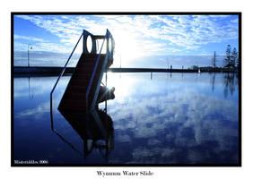 Wynnum Water Slide by misteriddles