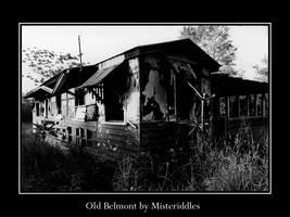 TD Old Belmont by misteriddles