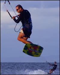 Scrapfile: Parasurfer Leap by misteriddles