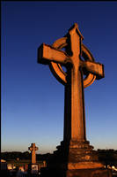 nudgee cross by misteriddles