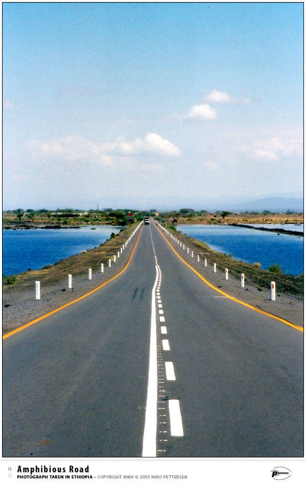 Ethiopia - Amphibious Road by phoenix2k