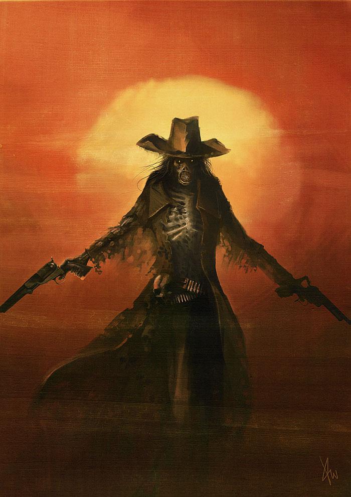 outlaw cowboy wallpaper - photo #1