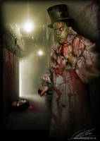 The Butcher by kingzog