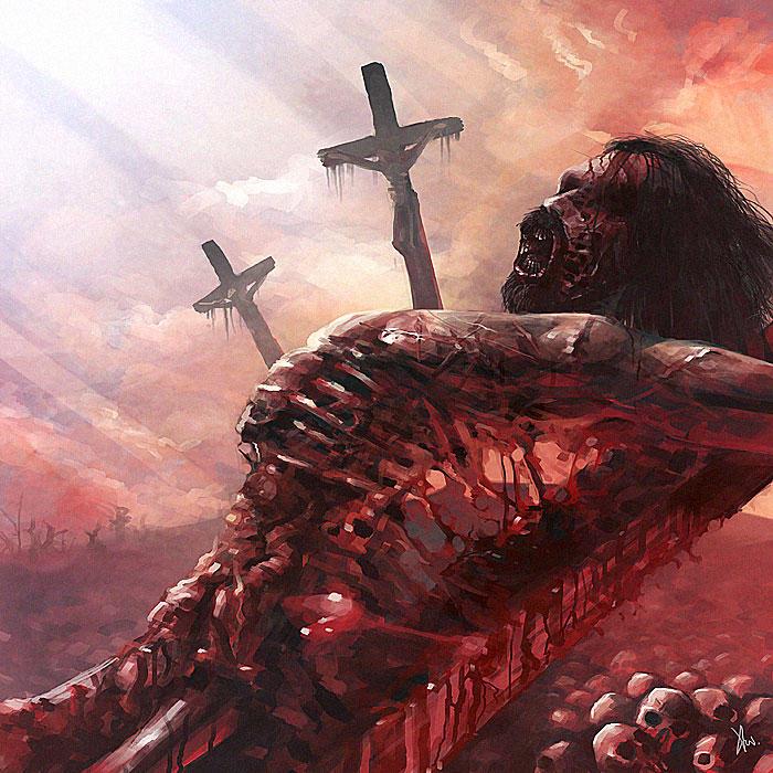 Mutant Christ by kingzog