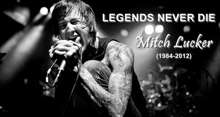 Rip Mitch Lucker R.I.P Mitch Lucker by ...