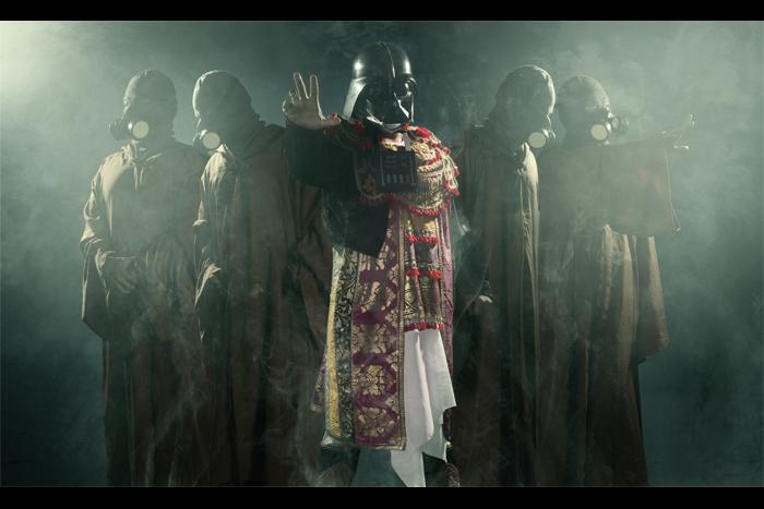 Vader's secret Apprentices by Sankaracharya