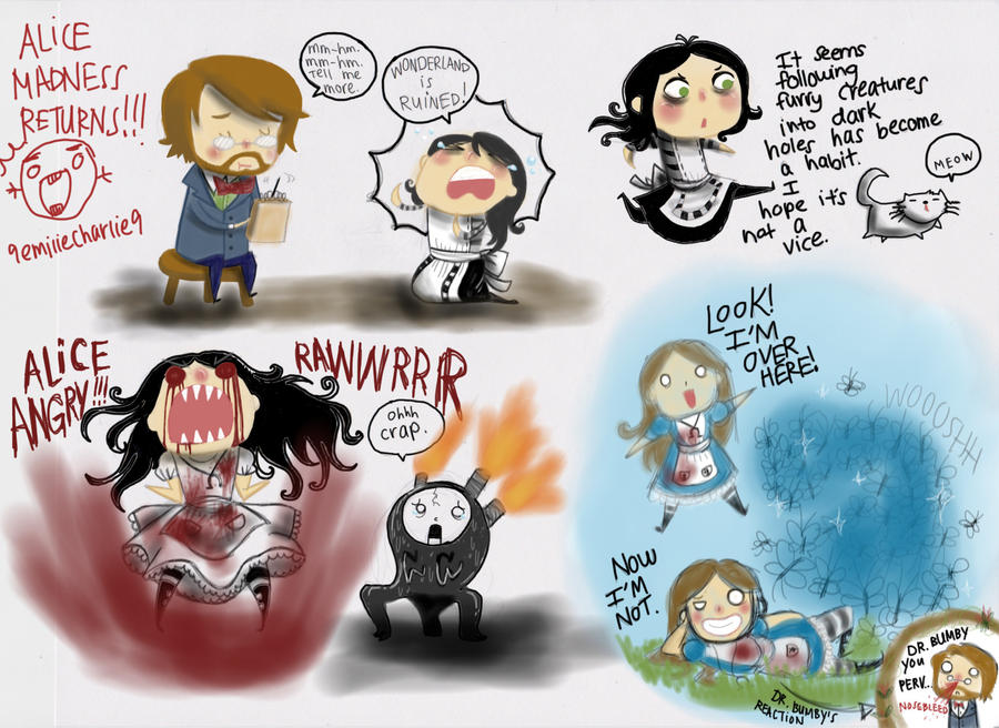 Chibi alice madness returns