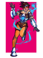 Tracer by 9emiliecharlie9