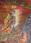 Fire god by panthernz