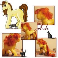 MLP Custom: Ash by garney